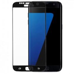 """""""Nillkin"""" CP 9H Tempered Glass apsauginis ekrano stiklas 0.33 mm - juodas (Galaxy S6)"""