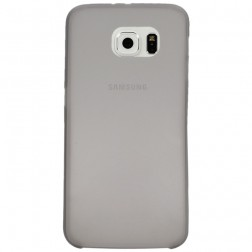 Ploniausias plastikinis dėklas - pilkas (Galaxy S6)