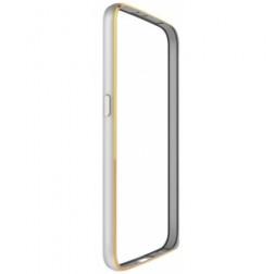 Rėmelis (bamperis) - sidabrinis (Galaxy S6)