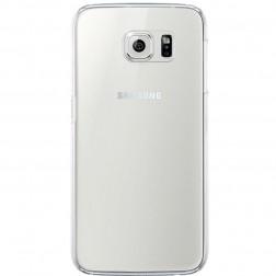 Plastikinis dėklas - skaidrus (Galaxy S6)