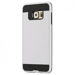 Sustiprintos apsaugos dėklas - baltas (Galaxy S6)