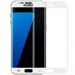 """3D Rewan"" Tempered Glass apsauginis ekrano stiklas 0.26 mm - baltas (Galaxy S7 Edge)"