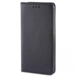 """""""Bullet"""" solidus atverčiamas dėklas - juodas (Galaxy S7 Edge)"""