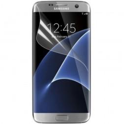 """""""ISME"""" apsauginė ekrano plėvelė (pilnai dengianti) - skaidri (Galaxy S7 Edge)"""