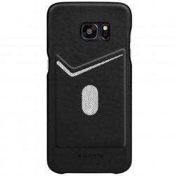 """""""G-Case"""" Jazz dėklas - juodas (Galaxy S7 Edge)"""