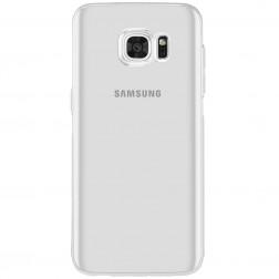 Ploniausias TPU dėklas - skaidrus (Galaxy S7 Edge)