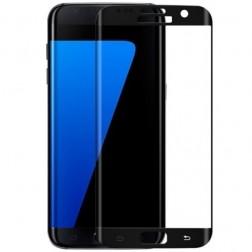 """""""3D Rewan"""" Tempered Glass apsauginis ekrano stiklas 0.26 mm - juodas (Galaxy S7 Edge)"""