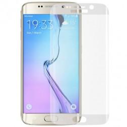 """""""3D Rewan"""" Tempered Glass apsauginis ekrano stiklas 0.26 mm - skaidrus, pilkas (Galaxy S7 Edge)"""