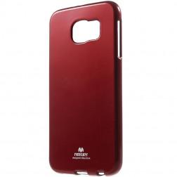 """""""Mercury"""" dėklas - raudonas (Galaxy S7)"""