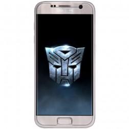 """""""Nillkin"""" 9H+ Pro Tempered Glass apsauginis ekrano stiklas 0.2 mm + nugarėlės plėvelė (Galaxy S7)"""