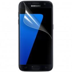 """""""ISME"""" apsauginė ekrano plėvelė (pilnai dengianti) - skaidri (Galaxy S7)"""