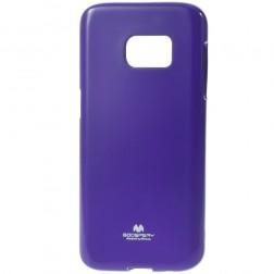 """""""Mercury"""" dėklas - violetinis (Galaxy S7)"""