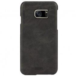 """""""Mofi"""" Slim dėklas - juodas (Galaxy S7)"""