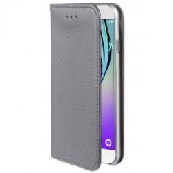 """""""Shell"""" solidus atverčiamas dėklas - pilkas (Galaxy S7)"""