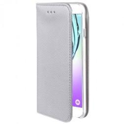 """""""Shell"""" solidus atverčiamas dėklas - sidabrinis (Galaxy S7)"""