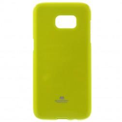 """""""Mercury"""" dėklas - žalias (Galaxy S7 Edge)"""