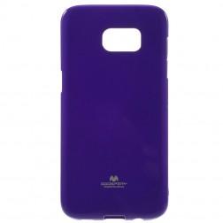 """""""Mercury"""" dėklas - violetinis (Galaxy S7 Edge)"""