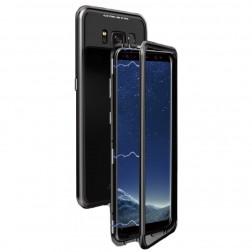"""""""Frame"""" magnetinis dėklas - skaidrus (Galaxy S8)"""