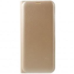 """""""Smart Wallet"""" atverčiamas dėklas - auksinis (Galaxy S8)"""
