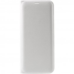 """""""Smart Wallet"""" atverčiamas dėklas - baltas (Galaxy S8)"""