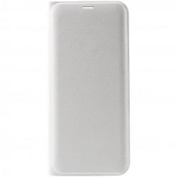 """""""Smart Wallet"""" atverčiamas dėklas - baltas (Galaxy S8+)"""