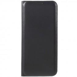 """""""Smart Wallet"""" atverčiamas dėklas - juodas (Galaxy S8+)"""