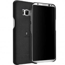 """""""Lenuo"""" Soft Slim dėklas - juodas (Galaxy S8)"""