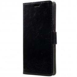 Atverčiamas dėklas - juodas (Galaxy S8+)