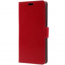 Atverčiamas dėklas - raudonas (Galaxy S8)