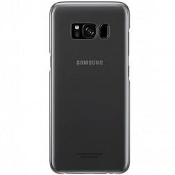 """""""Samsung"""" Clear Cover TPU skaidrus dėklas - pilkas (Galaxy S8)"""
