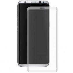 """""""Hat-Prince"""" Tempered Glass apsauginis ekrano stiklas 0.26 mm - skaidrus / pilkas (Galaxy S8)"""