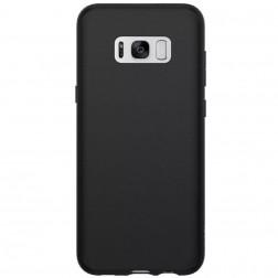 Ploniausias TPU dėklas - juodas (Galaxy S8)