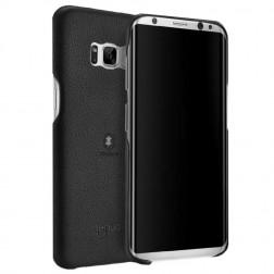 """""""Lenuo"""" Soft Slim dėklas - juodas (Galaxy S8+)"""