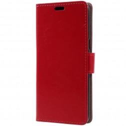 Atverčiamas dėklas - raudonas (Galaxy S8+)