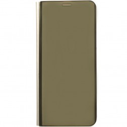 Plastikinis atverčiamas dėklas - auksinis (Galaxy S9)