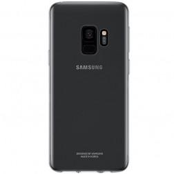 """Samsung"" Clear Cover TPU dėklas - pilkas (Galaxy S9)"
