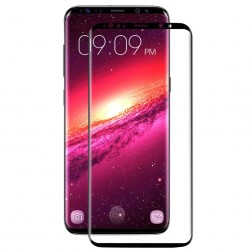 """Hat-Prince"" Tempered Glass apsauginis ekrano stiklas 0.26 mm - juodas (Galaxy S9)"