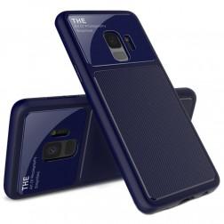 """Lenuo"" Lens dėklas - mėlynas (Galaxy S9)"