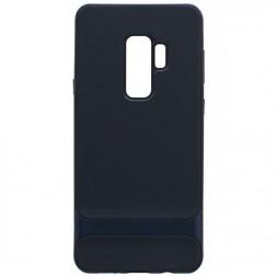 """""""Rock"""" Royce dėklas - juodas / mėlynas (Galaxy S9)"""