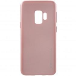 """""""Mercury"""" dėklas - šviesiai rožinis (Galaxy S9)"""