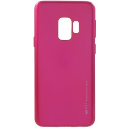 """""""Mercury"""" dėklas - tamsiai rožinis (Galaxy S9)"""