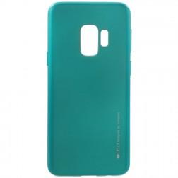 """""""Mercury"""" dėklas - žalias (Galaxy S9)"""