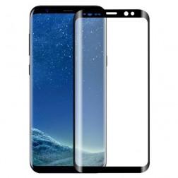 """""""Mocolo"""" Tempered Glass apsauginis ekrano stiklas 0.26 mm - juodas (Galaxy S9)"""