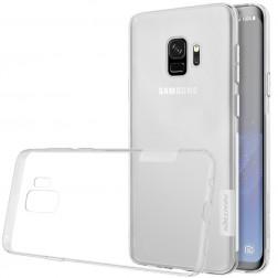 """""""Nillkin"""" Nature TPU dėklas - skaidrus (Galaxy S9)"""