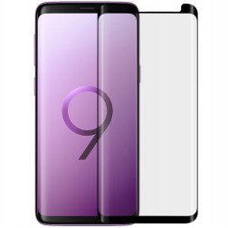 """""""Hat-Prince"""" Tempered Glass apsauginis ekrano stiklas 0.26 mm - juodas (Galaxy S9+)"""