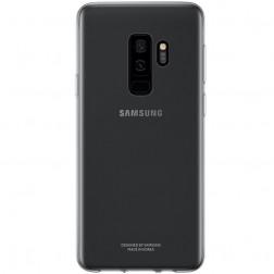 """Samsung"" Clear Cover TPU dėklas - pilkas (Galaxy S9+)"