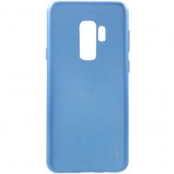 """""""Mercury"""" dėklas - mėlynas  (Galaxy S9+)"""