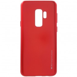 """""""Mercury"""" dėklas - raudonas (Galaxy S9+)"""