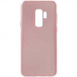 """""""Mercury"""" dėklas - šviesiai rožinis (Galaxy S9+)"""