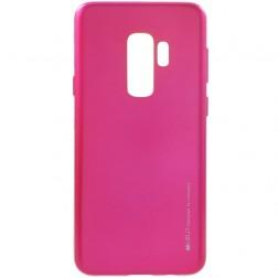 """""""Mercury"""" dėklas - tamsiai rožinis (Galaxy S9+)"""